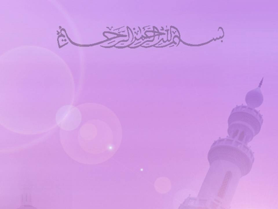 ppt-template-ramadan-purple-tower, Powerpoint templates