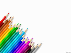 colored-pencils-powerpoint-slide-template