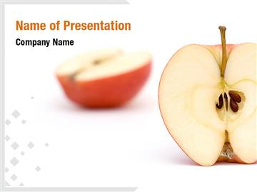 red-apple-powerpoint-template-download
