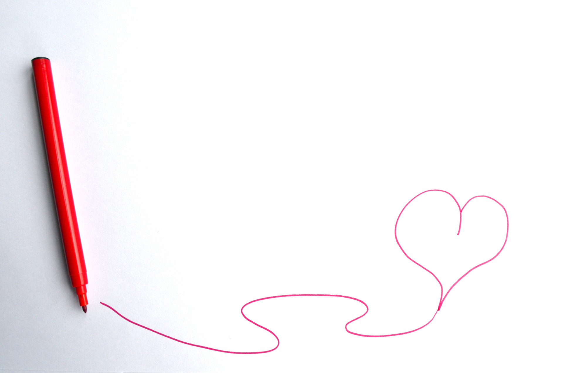 Heart Of Love Backgrounds Wallpapers